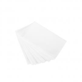 Ubrousky  2vrst.  do zásobníku  (PAP)  19 x 16,5 cm  - bílé