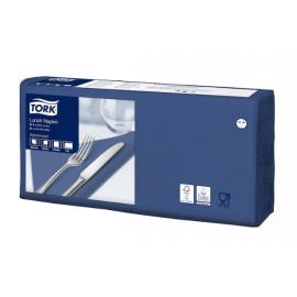 Ubrousky papírové  2vrst. 33 x 33 cm TORK -  tmavě modré