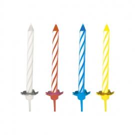 Narozeninové svíčky se stojánkem 60 mm