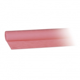 Papírový ubrus rolovaný (PAP)   8 x 1,20 m - růžový