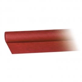 Papírový ubrus rolovaný (PAP)   8 x 1,20 m -  bordový