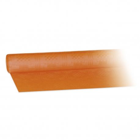 Papírový ubrus rolovaný (PAP)   8 x 1,20 m - terakota