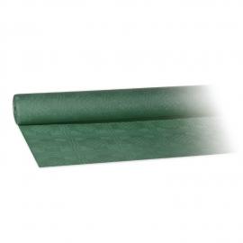 Papírový ubrus rolovaný (PAP)   8 x 1,20 m - tmavě zelený