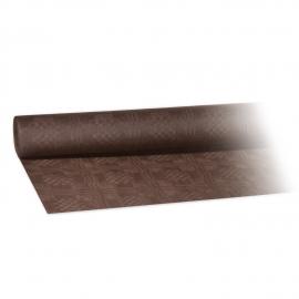 Papírový ubrus rolovaný (PAP)   8 x 1,20 m - hnědý