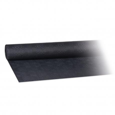 Papírový ubrus rolovaný (PAP)   8 x 1,20 m -  černý