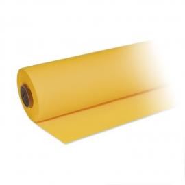 Ubrus PREMIUM rolovaný  (AIRLAID) 25 x 1,20 m - žlutý