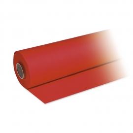 Ubrus PREMIUM rolovaný  (AIRLAID) 25 x 1,20 m - červený
