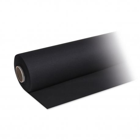 Ubrus PREMIUM rolovaný  (AIRLAID) 25 x 1,20 m - černý