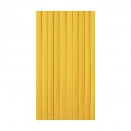 Stolová sukýnka PREMIUM (AIRLAID)  4 m x 72 cm -  žlutá
