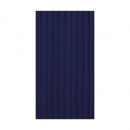 Stolová sukýnka PREMIUM (AIRLAID)  4 m x 72 cm -  tmavě modrá