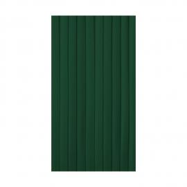 Stolová sukýnka PREMIUM (AIRLAID)  4 m x 72 cm -  tmavě zelená