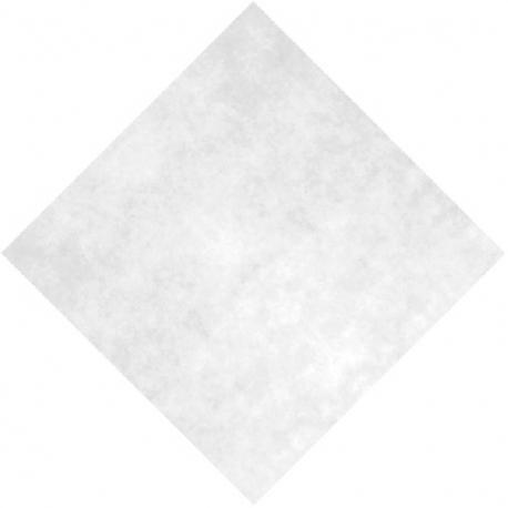 Napron PREMIUM (AIRLAID)  80 x 80 cm -  bílý