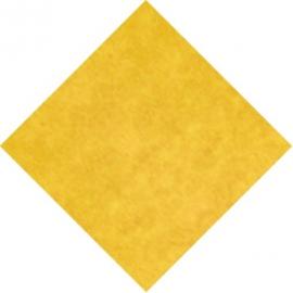 Napron PREMIUM (AIRLAID)  80 x 80 cm - žlutý