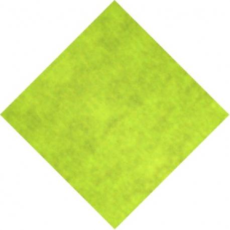 Napron PREMIUM (AIRLAID)  80 x 80 cm -  žlutozelený