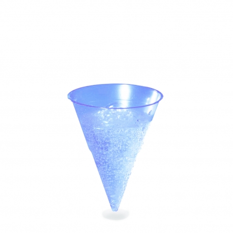 Kelímek BLUE CONE 115 ml  (PP)  Ø 70 mm