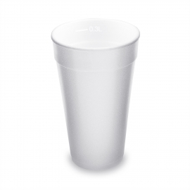Termo-kelímek 250 ml  (EPS)  Ø 80 mm