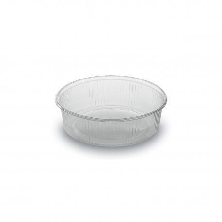 Miska kulatá průhledná 125 ml  (PP)