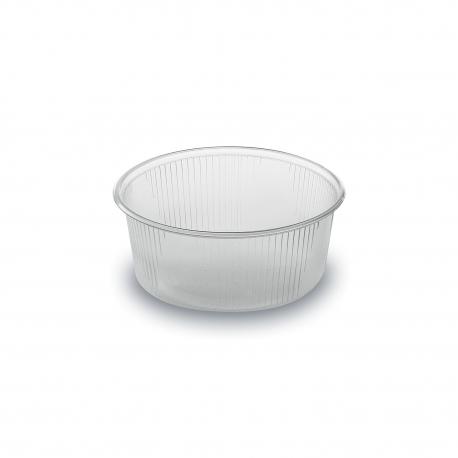 Miska kulatá průhledná 200 ml  (PP)