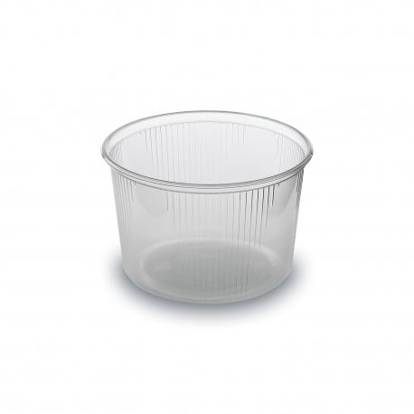 Miska kulatá průhledná 300 ml  (PP)