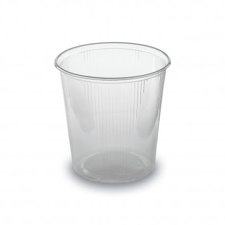 Miska kulatá průhledná 500 ml  (PP)