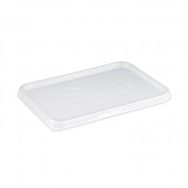 Víčko průhledné (PP)  pro/pre vaničky hranaté