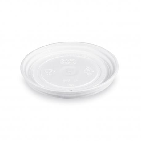 Termo-víčko vnitřní pro misky kulaté (EPS)  pro/pre misky 340 - 680 ml