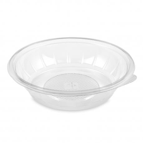 Salátová miska průhledná 1000 ml  (PET)