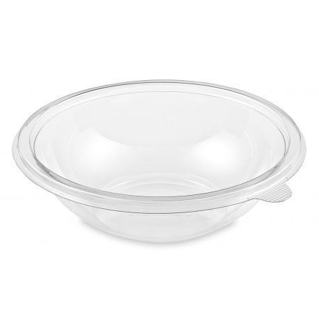 Salátová miska PREMIUM průhledná 750 ml  (PET)