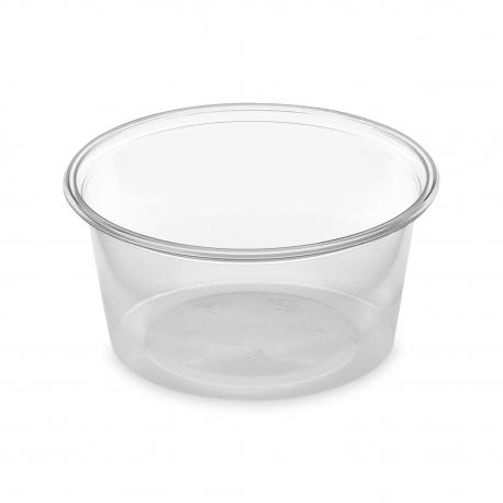 Dresinková miska průhledná 80 ml  (PP)