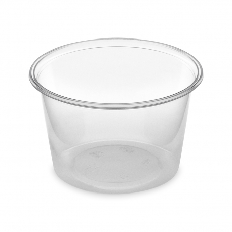 Dresinková miska průhledná 100 ml  (PP)