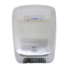 Jet Dryer STORM - plastový bílý
