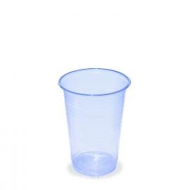 Kelímek BLUE CONE 0,2 l  (PP)  Ø 70 mm