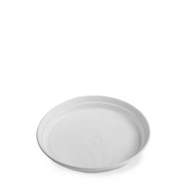 Talíř bílý (PP) Ø 22 cm